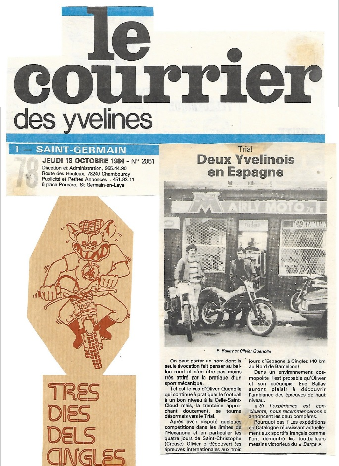 Courrier